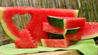Osvědčené triky, jak vybrat šťavnatý a zralý meloun pomocí 5 smyslů