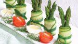 Thumbnail # Nejlepší recepty s okurkami ze studené i teplé kuchyně