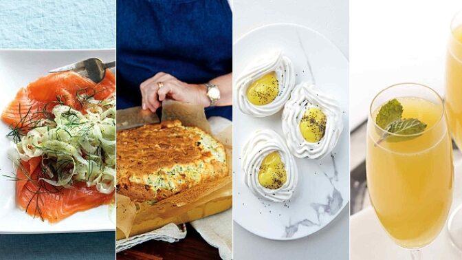 Velikonoční tabule: dopřejte si slastné hody s vůní fenyklu, aromatických sýrů a pomerančového Prosecca!