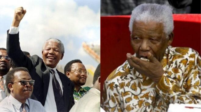 100 let od narození nejznámějšího bojovníka proti apartheidu a nositele Nobelovy ceny Nelsona Mandely