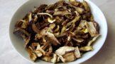 Triky našich babiček, jak správně sušit houby