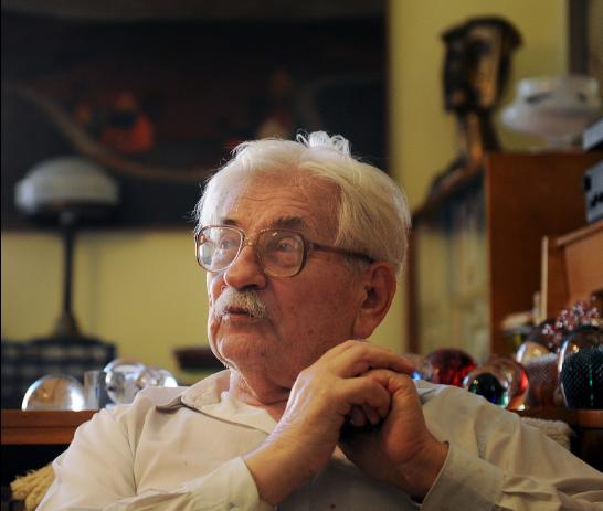 Ludvík Vaculík, spisovatel, autor manifestu 2000 slov a nositel řady významných ocenění byl dnes oslavil 92. narozeniny