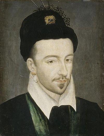 Před 429 lety zemřel francouzský vladař Jindřich III. Francouzský ...