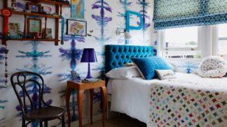 Neřestný bar i modravý ráj. Podívejte se na nejkrásnější interiéry roku! # Thumbnail