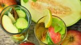 Thumbnail # Letní osvěžující hit — drink z okurky a melounu!