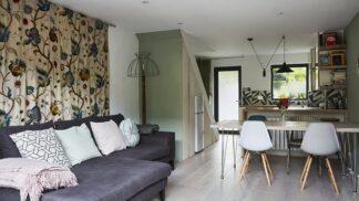 Máte malý domek a nevíte si rady, jak jej opticky zvětšit a provzdušnit? Inspirujte se jedním londýnským městským domem