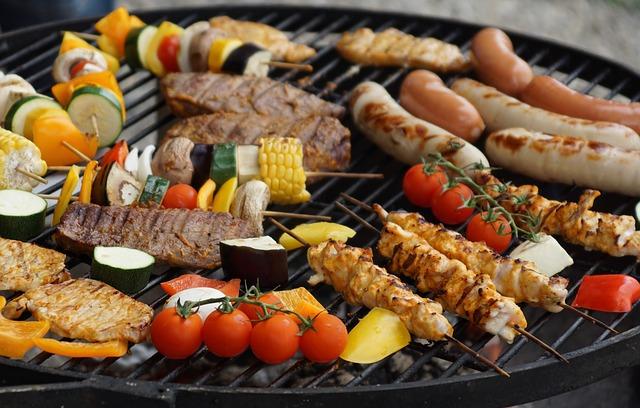 Jak na zdravé letní grilování: Rady a skvělé recepty výživové terapeutky