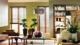 Vylaďte si barvy v interiéru podle jejich symboliky. Bílá znamená nevinnost, červená zase prosperitu