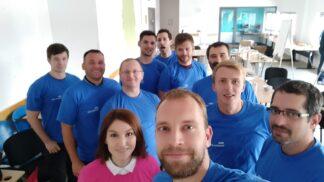 Čeští programátoři dosáhli velkého světového úspěchu! Se svým projektem instore navigace uspěli na mezinárodní soutěži Hackathon