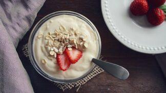 Sladká svačinka pro vašeho raubíře: Domácí jogurt s marmeládou od babičky zhltne raz dva
