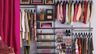 7 neuvěřitelně jednoduchých tipů, jak zorganizovat svůj šatník