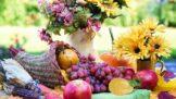 Září na zahradě: Sklizeň posledních plodů i hrabání listí