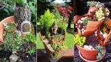 Kdopak tam přebývá? Mini zahrady v květináčích jsou hitem. A zvládnete je i vy