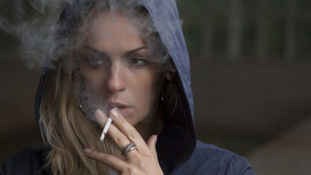 Japonská skupina kouření