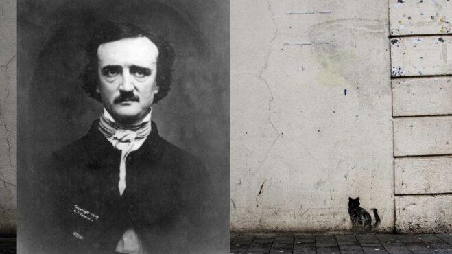 Thumbnail # Edgar Allan Poe: Muž s vlasy jako Havran, který svými díly stále udivuje celý svět, zemřel před 169 lety