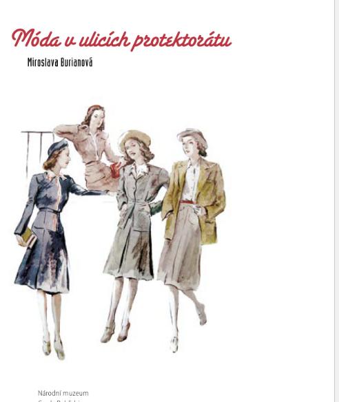 100 let republiky: Jak vypadala móda za doby protektorátu?