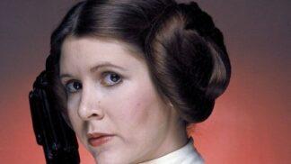 Carrie Fisher by dnes oslavila 62. narozeniny: V srdcích fanoušků princezna Leia zůstane navždy
