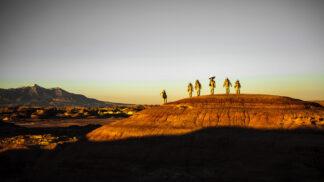 Mars: První český film natočený na kosmické základně v americkém Utahu