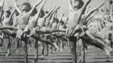 Vzpomínáte si na spartakiádu? Nejbizarnější sportovní událost komunistické éry