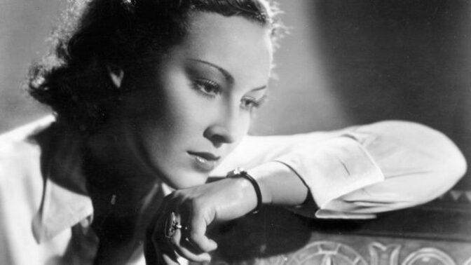 Česká herečka, která okouzlila Josepha Goebbelse: Před 18 lety zemřela Lída Baarová