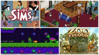 Počátek virtuální reality: Nejoblíbenější počítačové hry devadesátých let # Thumbnail