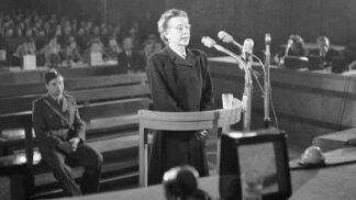 Poprava Milady Horákové: Při umírání trpěla jako zvíře! Nezlomila si vaz, ale pomalu se udusila # Thumbnail