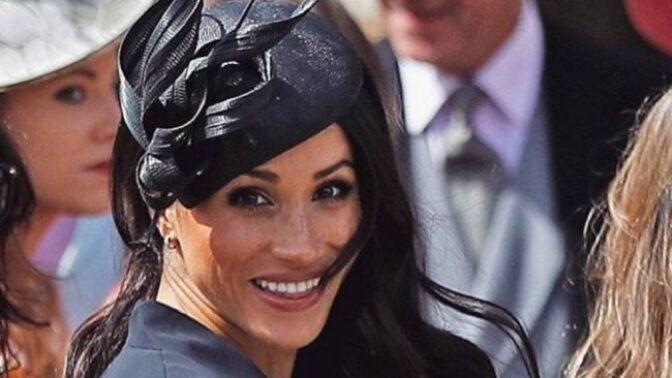 Šmrncovní Meghan: Oblékněte se jako vévodkyně za pár kaček