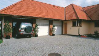 Jaká garážová vrata jsou dnes k dostání?
