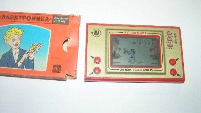 Retro digi hry: Pamatujete na vlka chytajícího vajíčka nebo Tetris?