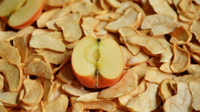 Síla sušičky: Jak správně usušit ovoce a zeleninu?