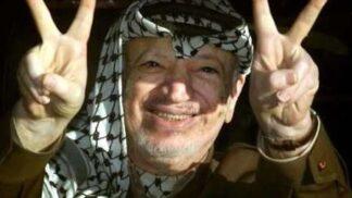 Držitel Nobelovy ceny za mír Jásir Arafat: Před 14 lety zemřel na otravu poloniem