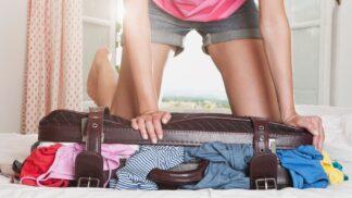 Balení na dovolenou: Rady, které vás zachrání před nervovým zhroucením