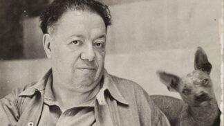 Jeho manželkou byla nespoutaná Frida: Malíř Diego Rivera zemřel před 61 lety