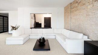 Jak vybrat správnou podlahu pro váš byt: 4.díl: Koberce vdechnou pokoji osobitost a zútulní ho