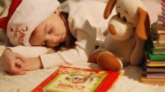 Thumbnail # 5 knih, které nadělit malému čtenáři pod stromeček