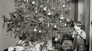 Thumbnail # Retro Vánoce: Jak se slavil Štědrý den za komunismu a kdy začínalo předvánoční šílenství?