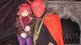 Nestrašte děti peklem: Jaký má strach z čertů dopad na dětskou psychiku? # Thumbnail