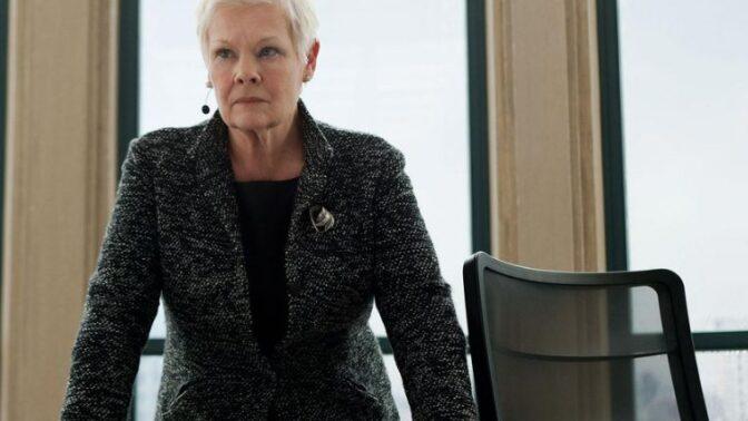 Paní M: V Bondovi zemřela, ve skutečnosti Judi Dench slaví 84. narozeniny
