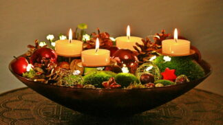 Domácí trháky prosince! Kouzelné vánoční tvoření z přírodních materiálů # Thumbnail