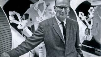Na jeho počest lidé pojmenovali planetku i dinosaura: Arthur C. Clarke by dnes oslavil 101. narozeniny # Thumbnail