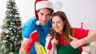 Vánoční úklid krok za krokem: Každou místnost jeden den a pořádně