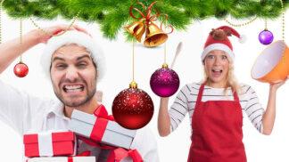Týden do Vánoc: Nervy pracují, napětí roste! Naučte se svůj stres ovládat