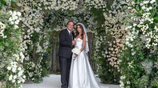 12 nejstylovějších svateb roku 2018: Připomeňme si tajný sňatek Justina Biebera nebo režiséra Quentina Tarantina # Thumbnail