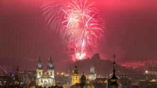 Rio, Londýn, Dubaj: Jaký ohňostroj je k vidění ve světě?