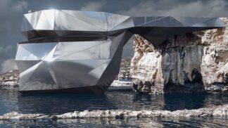Na Maltě vyroste replika zříceného masivu