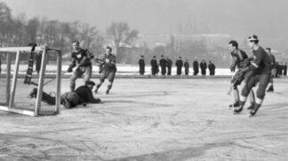 Když zamrzla Vltava, bruslila celá Praha: Orlická přehrada zimní radovánky utnula