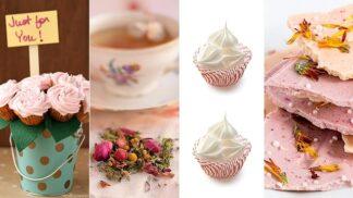 Jedlé dárky pro maminky: překvapte tu svou muffinovým pugétem!