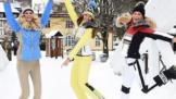 Thumbnail # Lyžařské umění není všechno: Jak být módní královnou svahu