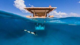 Chcete zažít neuvěřitelnou exotiku? Pak se ubytujte v tomhle podmořském hotelu # Thumbnail
