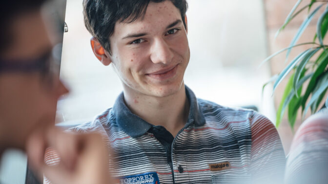 Cyklistický supertalent: Adam Foltán se stal velkou nadějí tohoto sportu